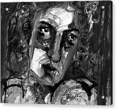 Masquerade II Acrylic Print by Jim Vance
