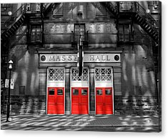 Massey Hall 1 Acrylic Print