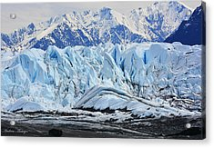 Matanuska Glacier Acrylic Print