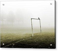 Match Abandoned Acrylic Print by Mark Rogan