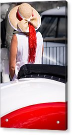 Matching Colours Acrylic Print by Phil 'motography' Clark