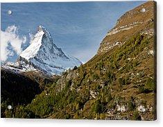 Matterhorn Acrylic Print