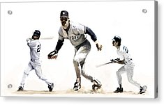 Mattingly Don Mattingly Acrylic Print
