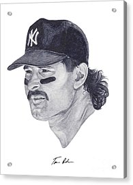 Mattingly Acrylic Print