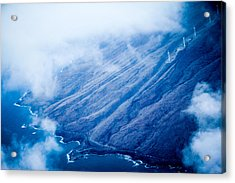 Acrylic Print featuring the photograph Maui by Cathy Donohoue