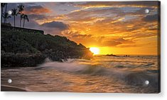 Maui Magic Acrylic Print