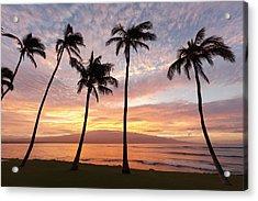 Maui Sunrise Acrylic Print