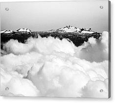 Mauna Kea Acrylic Print