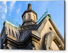 Mausoleum Acrylic Print