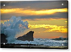 Mavericks - Princeton By The Sea Acrylic Print