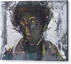 May Be Mum Acrylic Print by Debbie Clarke