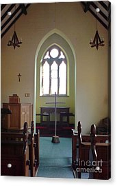 May Hill Church Acrylic Print