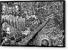 Mayannual Acrylic Print