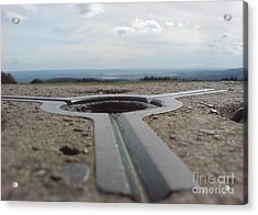 Acrylic Print featuring the photograph Maytrig by John Williams