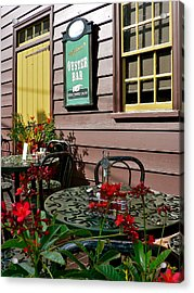 Mcgarvey's Saloon And Oyster Bar Acrylic Print