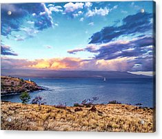 Mcgregor Point 1 Acrylic Print by Dawn Eshelman