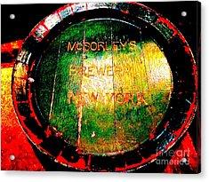 Mcsorleys Brewery Acrylic Print