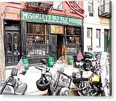 Mcsorley's Old Ale House Acrylic Print