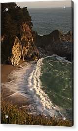 Acrylic Print featuring the photograph Mcway Falls 2 by Lee Kirchhevel