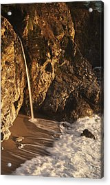 Acrylic Print featuring the photograph Mcway Falls 3 by Lee Kirchhevel