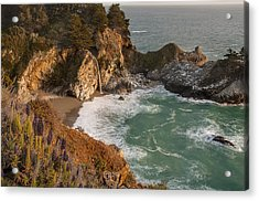 Acrylic Print featuring the photograph Mcway Falls 5 by Lee Kirchhevel