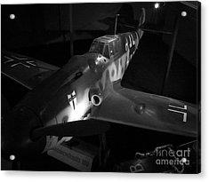 Me 109 Acrylic Print