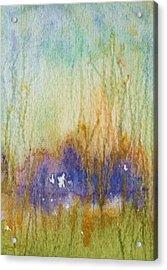 Meadow's Edge Acrylic Print