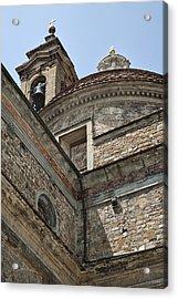 Medici Chapel And Basicilica Of San Lorenzo Acrylic Print