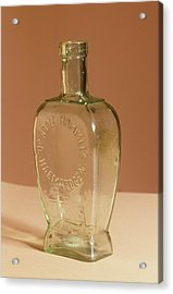 Medicine Bottle Acrylic Print by Science Photo Library
