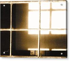 Meditation In Sunlight 14 Acrylic Print