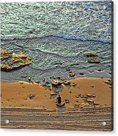 Acrylic Print featuring the photograph Meditation by Ron Shoshani