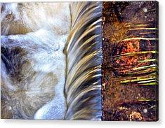 Zen Weir Acrylic Print