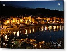 Mediterranean Magic Acrylic Print