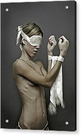 Meep Acrylic Print by Pawel Piatek