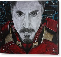Meet Tony Acrylic Print