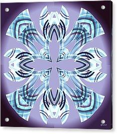 Meeting 18 Acrylic Print by Brian Johnson