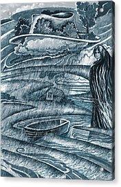 Melancholia Acrylic Print