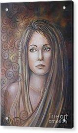 Melancholy 080808 Acrylic Print