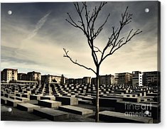 Memorial Landscape Acrylic Print