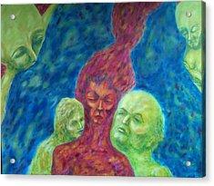 Memories Acrylic Print by Felicia Roberts