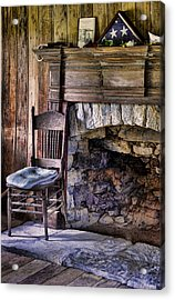 Memories Acrylic Print by Heather Applegate