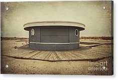 Memories In The Sand Acrylic Print