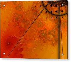 Memories Of Another Time I Acrylic Print