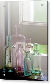 Memories Of Forgotten Times.. Acrylic Print