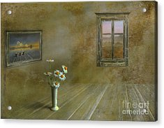Memories Of Summer Acrylic Print by Veikko Suikkanen
