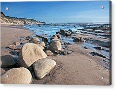 Mendocino Coast Acrylic Print by Kent Sorensen