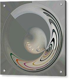 Menorah Series 14 Acrylic Print
