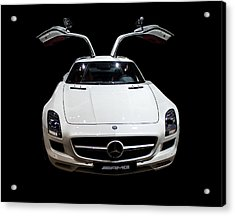 Mercedes Amg Acrylic Print