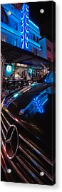 Mercedes At The Colony Acrylic Print