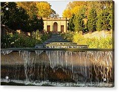 Meridian Hill Park Waterfall Acrylic Print